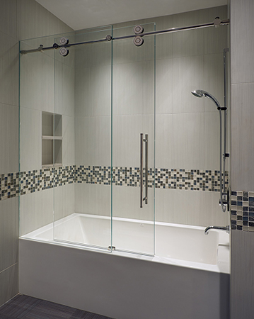 framelessshower doors